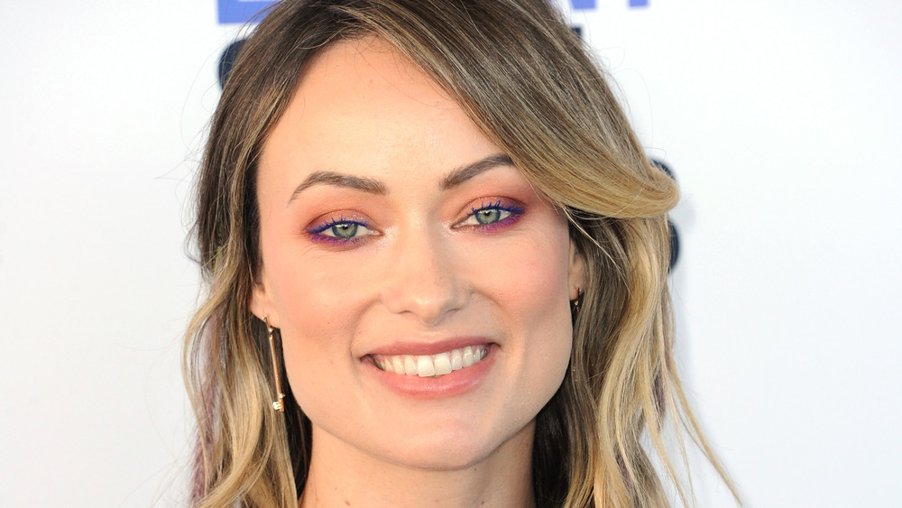 Olivia Wilde at an event