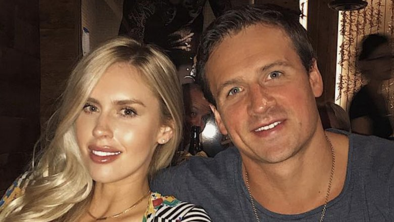 Ryan Lochte and Kayla Rae Reed