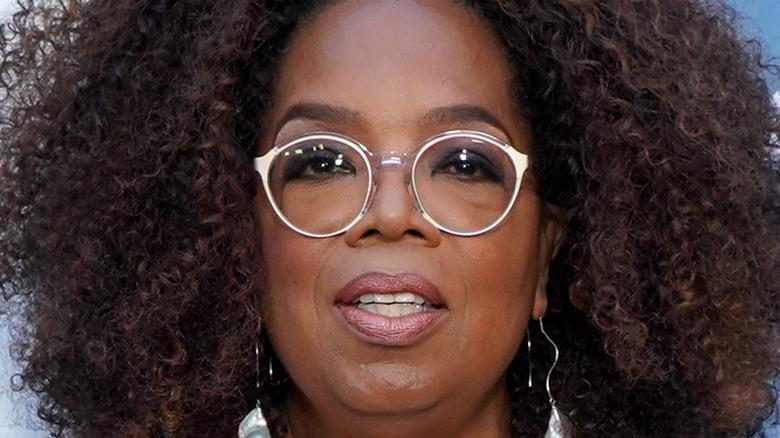 oprah winfrey on red carpet