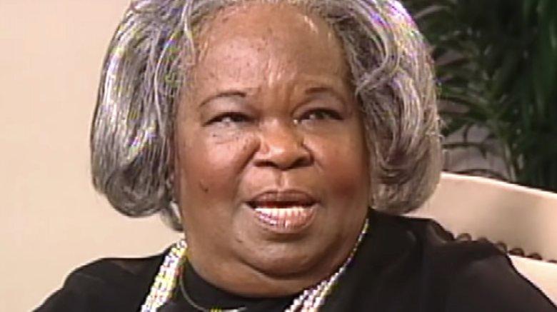 Oprah Winfrey's mom Vernita Lee