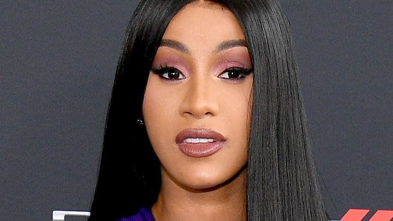 """Cardi B attends """"The Road to F9"""" Global Fan Extravaganza at Maurice A. Ferre Park"""