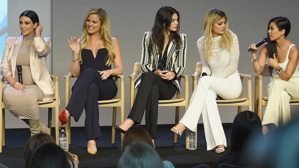 Kim Kardashian, Khloé Kardashian, Kendall Jenner, Kylie Jenner, Kourtney Kardashian