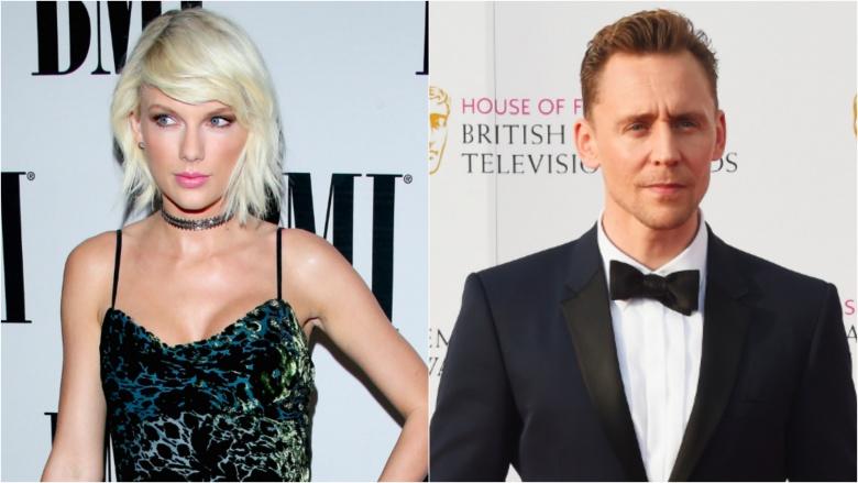 Paparazzi Catch Taylor Swift Kissing Tom Hiddleston