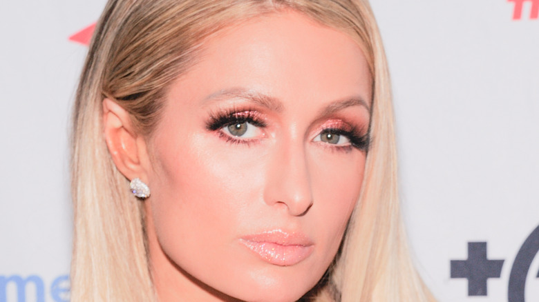 Paris Hilton red carpet