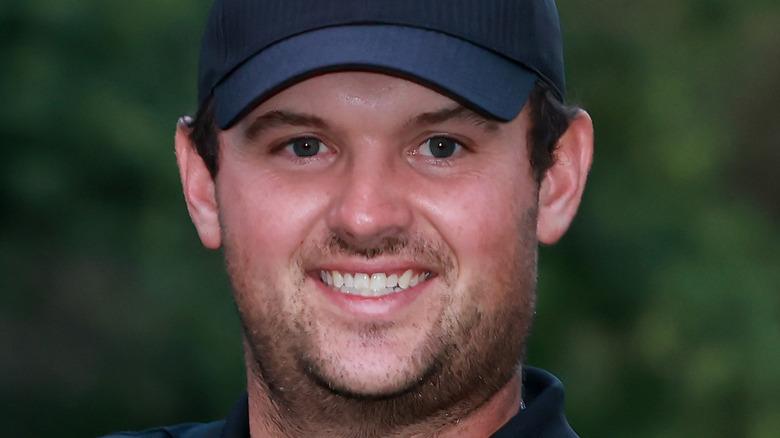Patrick Reed smile