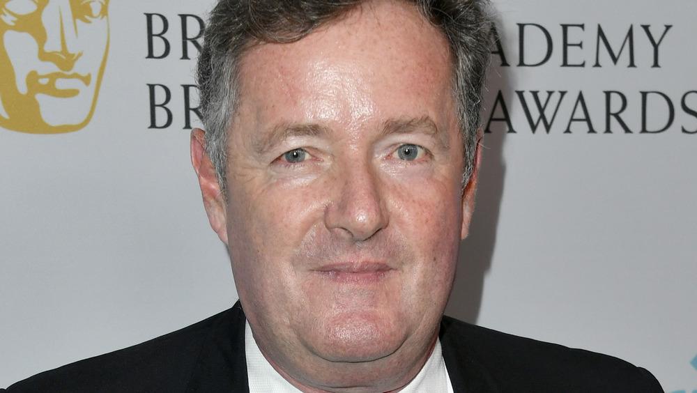 Piers Morgan attending awards show