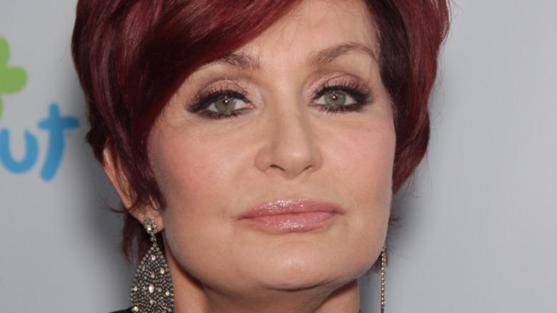 Sharon Osbourne attends an event