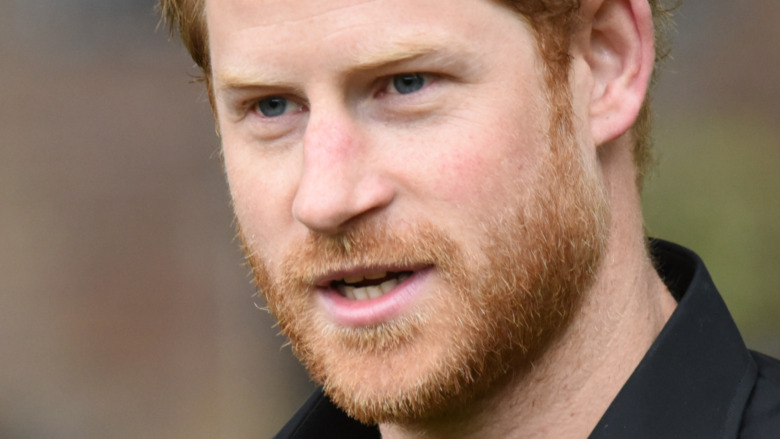 Prince Harry at 2017 event