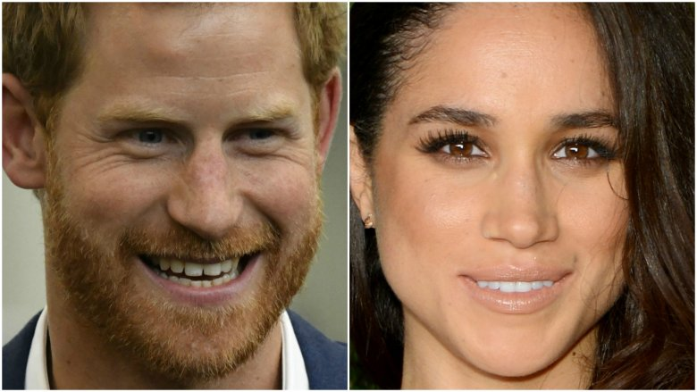 Prince Harry and Meghan Markle make first official public
