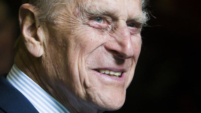 Prince Philip eyebrows