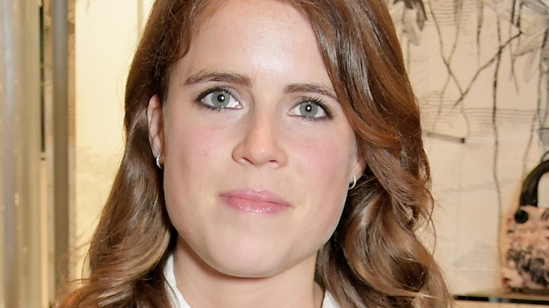 Princess Eugenie attends book launch