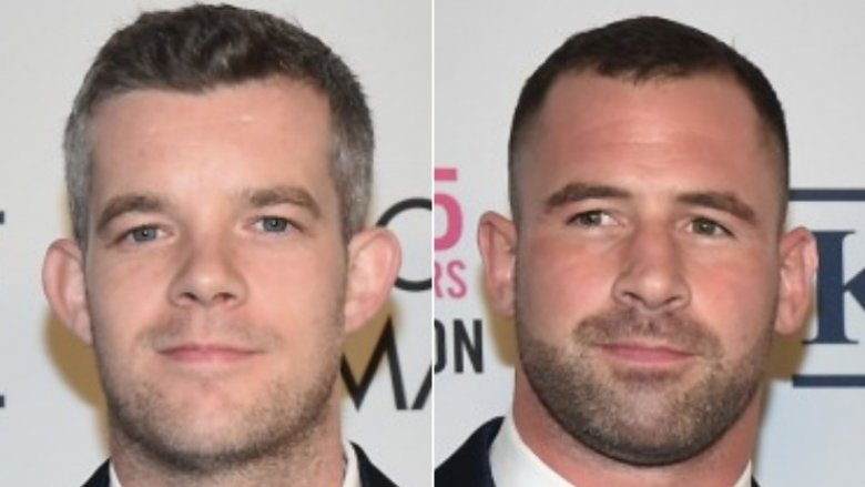 Russell Tovey and Steve Brockman