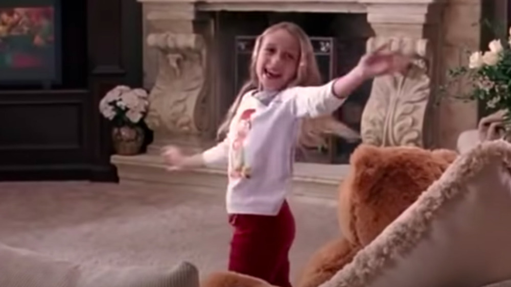 Nicole Crimi as Kylie George in Mean Girls
