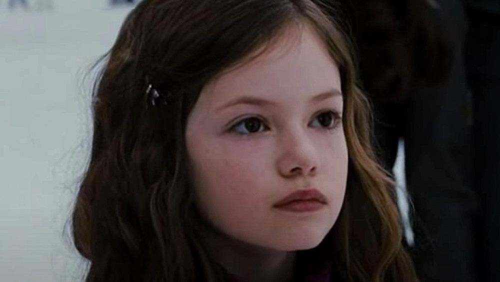 Mackenzie Foy as Renesmee Cullen in Twilight: Breaking Dawn - Part 2