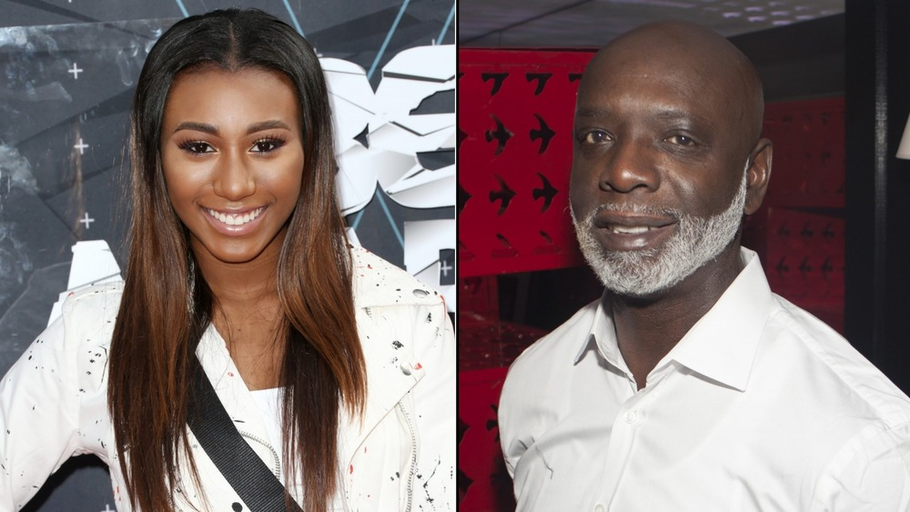 Noelle Robinson and Peter Thomas