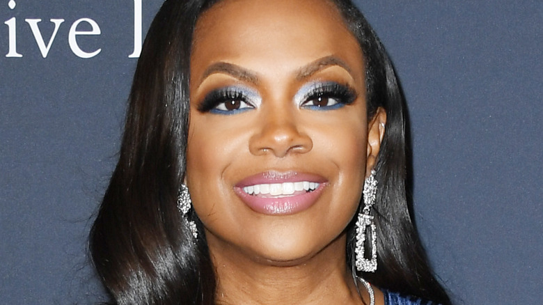 """Kandi Burruss attends the Pre-GRAMMY Gala and GRAMMY Salute to Industry Icons Honoring Sean """"Diddy"""" Combs"""