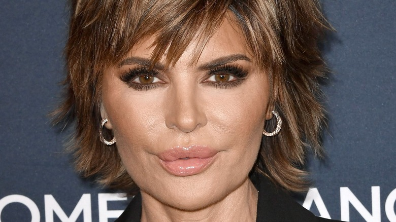 Lisa Rinna at Women's Cancer's Research Fund 2020