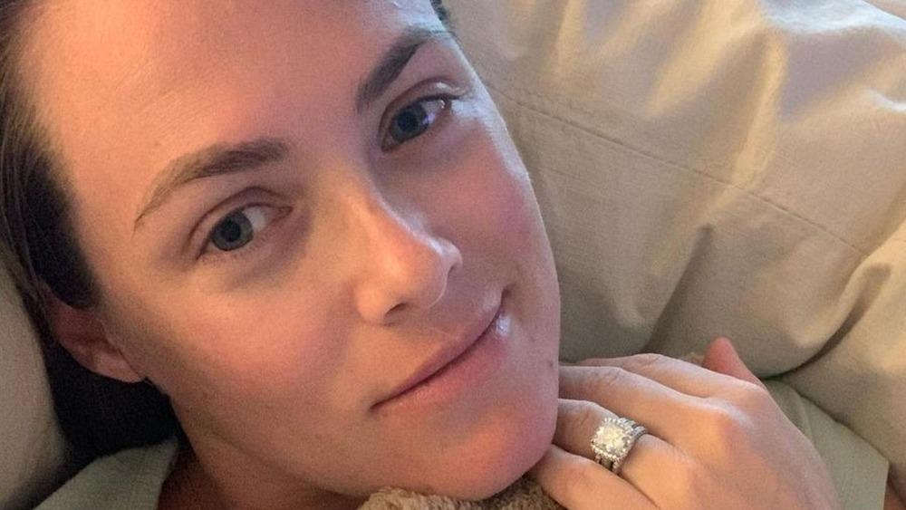 Kara Bosworth smiling in a selfie on Instagram