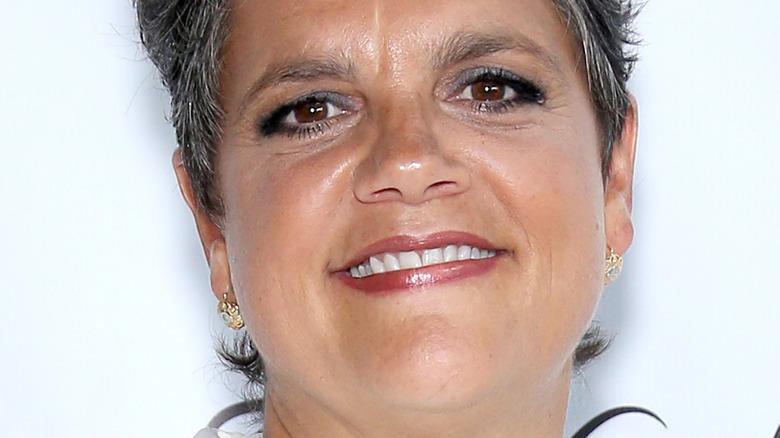 Rosie Pierri Smiling