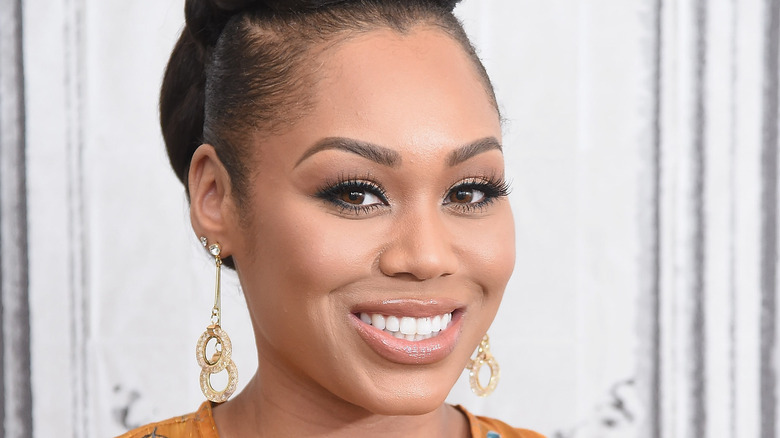 Monique Samuels visits the Build Brunch to discuss 'The Real Housewives of Potomac'