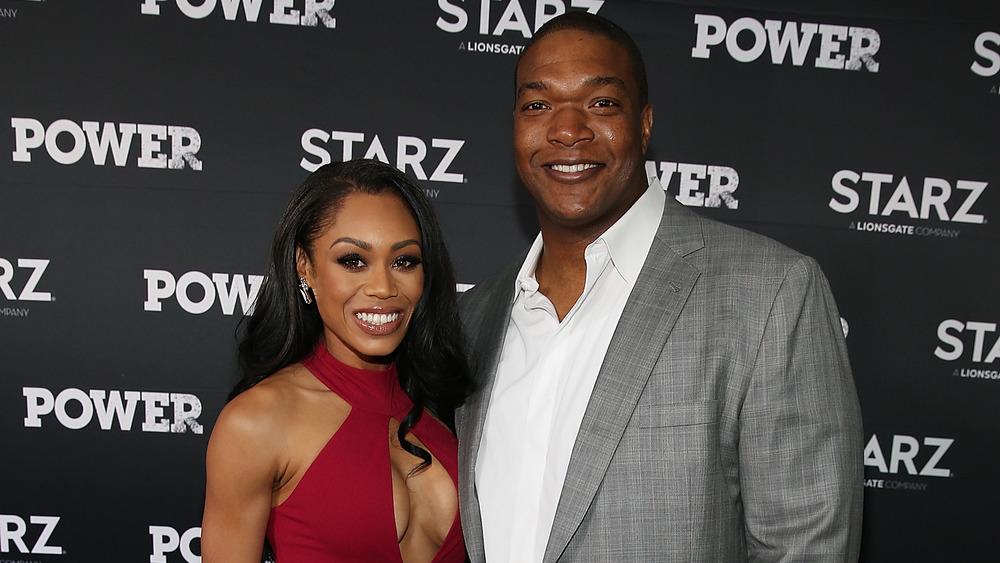Monique and Chris Samuels