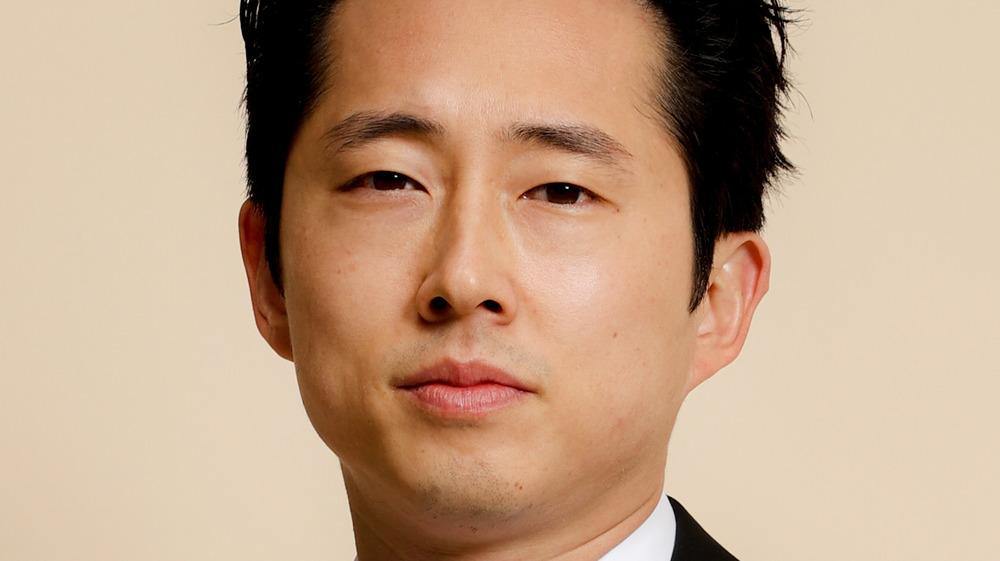 Steven Yeun 2021 Critics Choice Awards