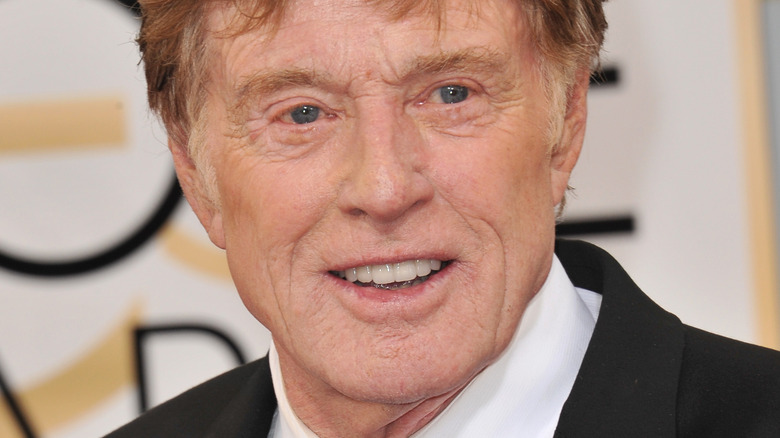 Robert Redford at 71st annual Golden Globes
