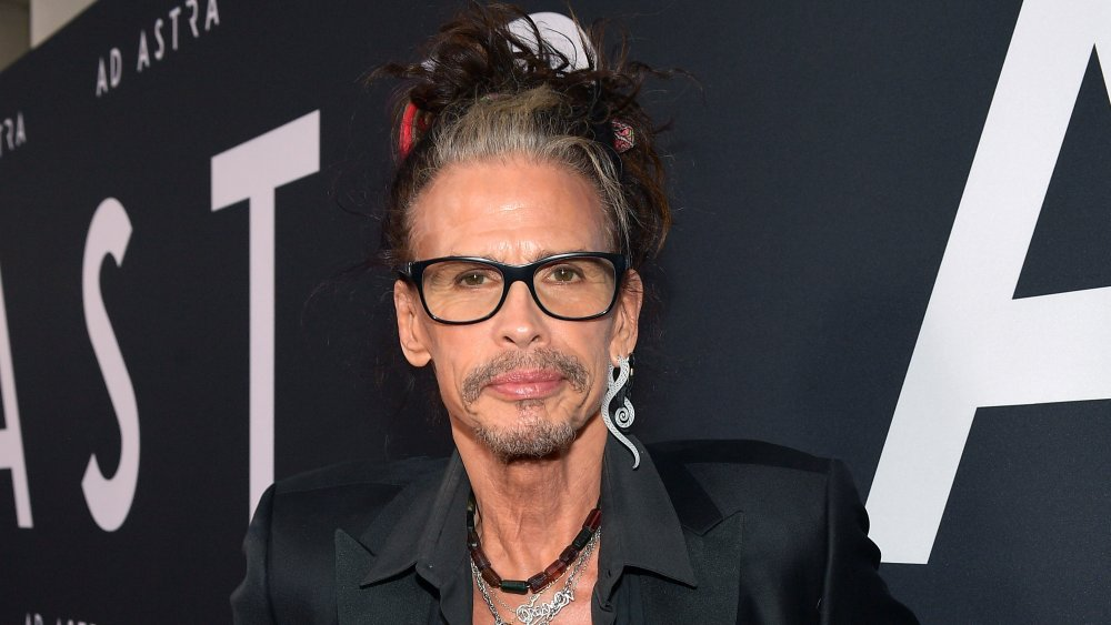 Steven Tyler at the premiere of Ad Astra