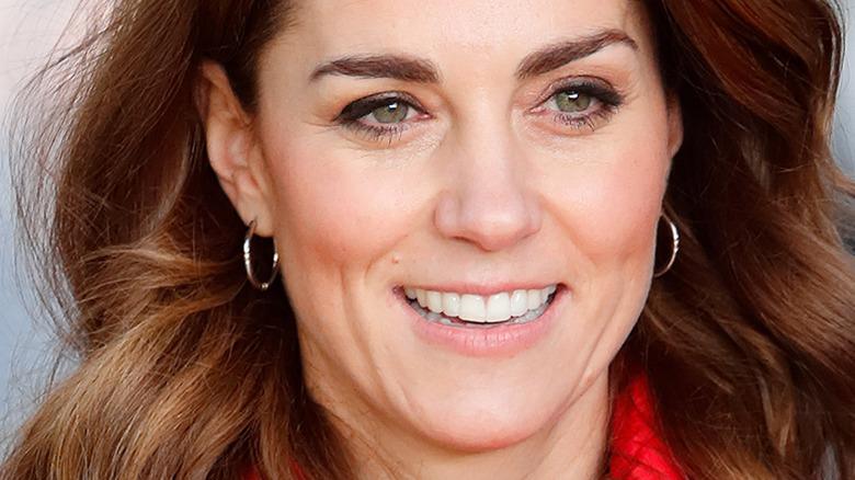 Kate Middleton green eyes