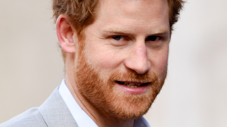 Prince Harry in 2017