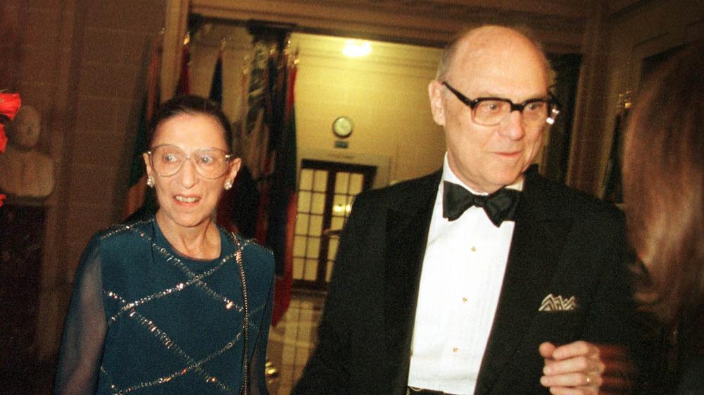 Ruth Bader Ginsburg, Marty Ginsburg