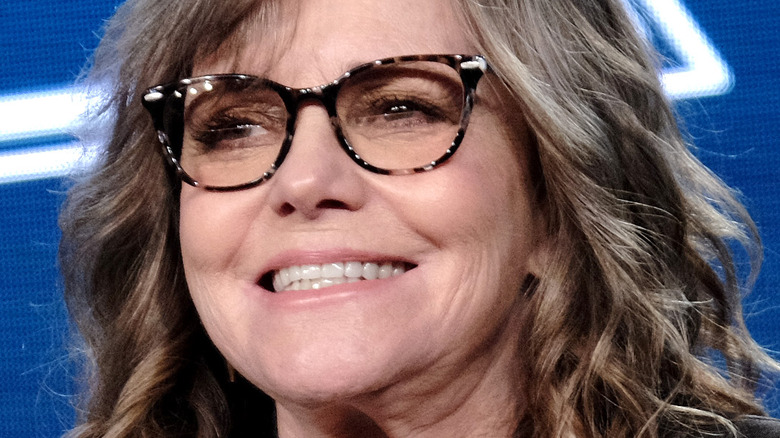 Sally Field smiling