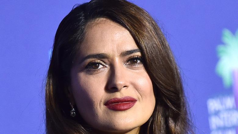 Salma Hayek at PSIFF Awards Gala 2020