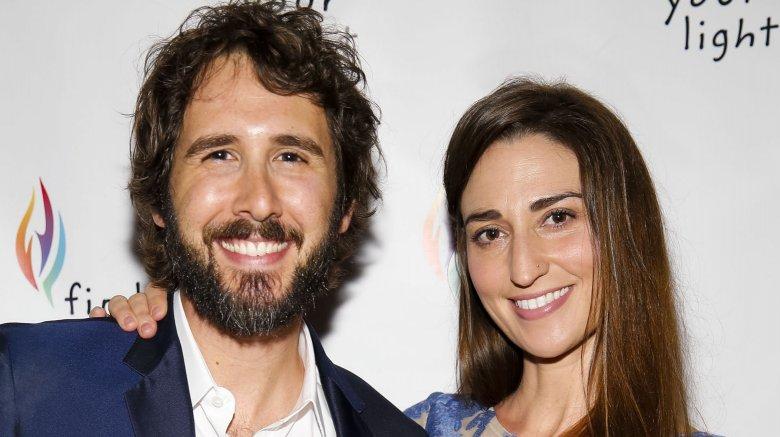 Josh Groban and Sara Bareilles