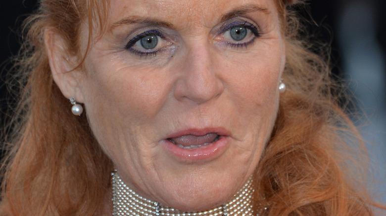 Sarah Ferguson in 2015