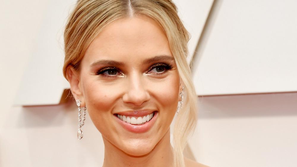 Scarlett Johansson at Academy Awards 2020