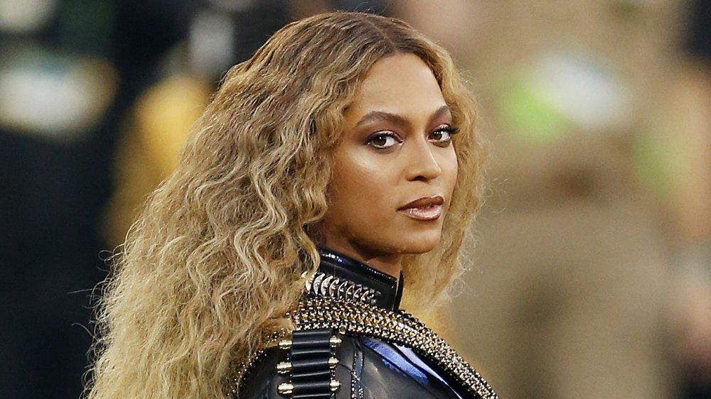 Beyoncé at the 2016 Super Bowl Halftime Show
