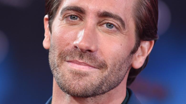 Jake Gyllenhaal on red carpet