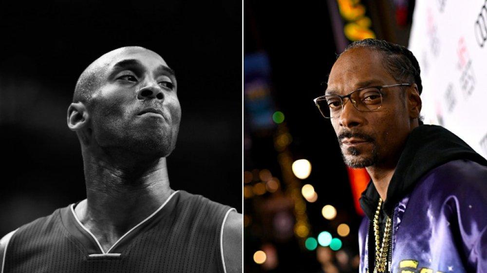 Kobe Bryant, Snoop Dogg