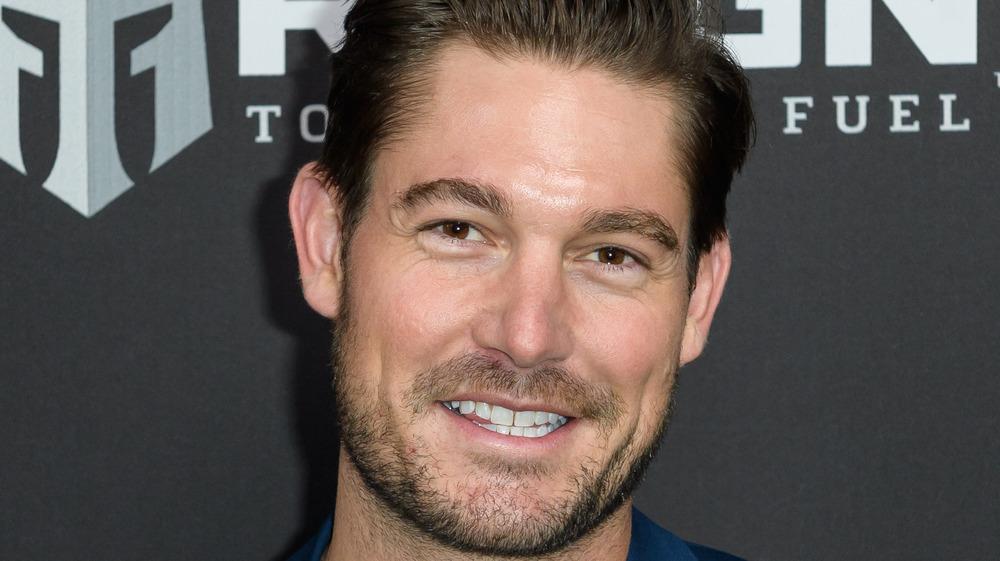 Craig Conover smiling