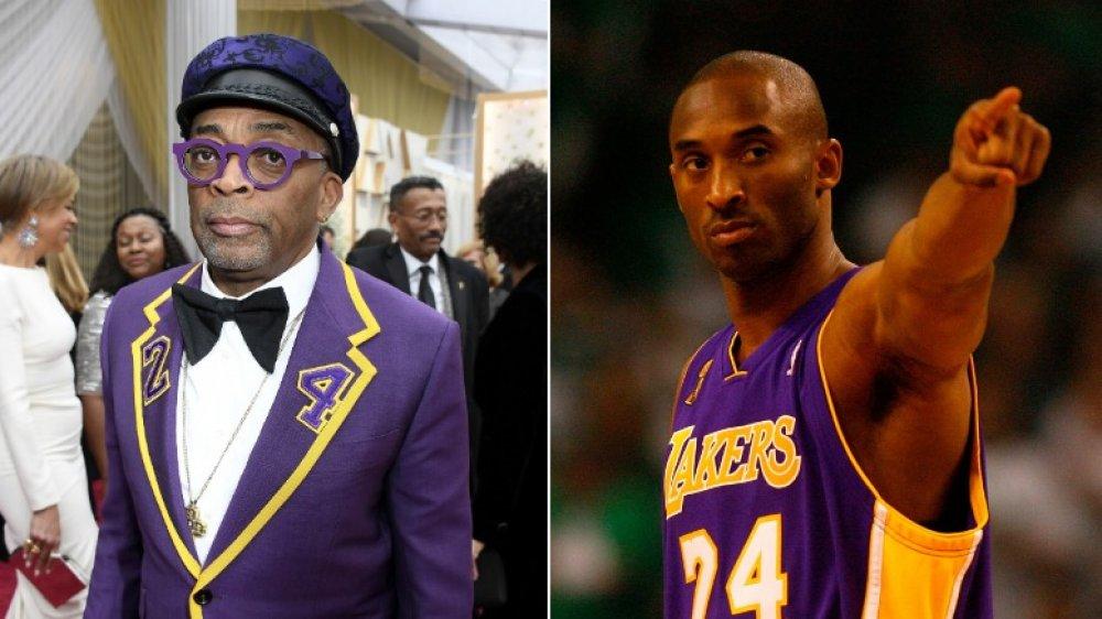 Spike Lee, Kobe Bryant