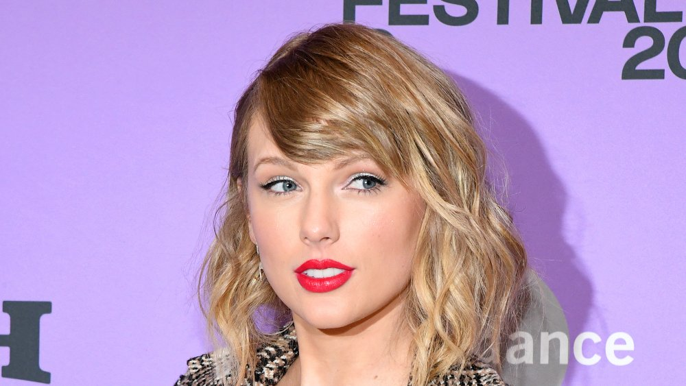 Taylor Swift at 2020 Sundance Film Festival's Miss Americana premiere