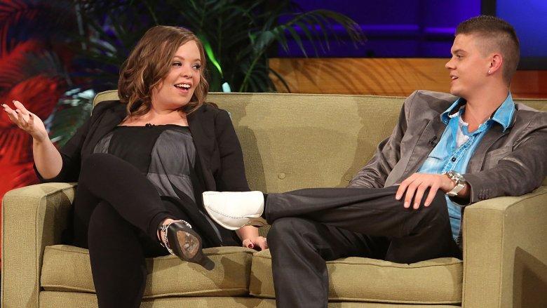 Tyler Baltierra and Catelynn Lowell