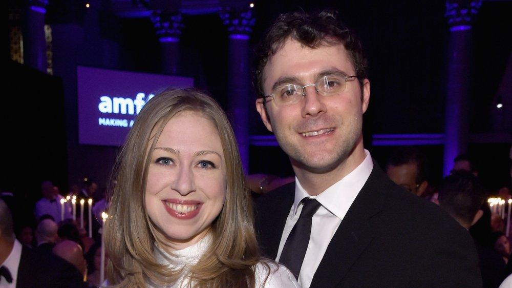 Marc Mezvinsky & Chelsea Clinton
