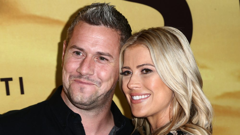 Ant Anstead, Christina Anstead at the premiere of Discovery's Serengeti