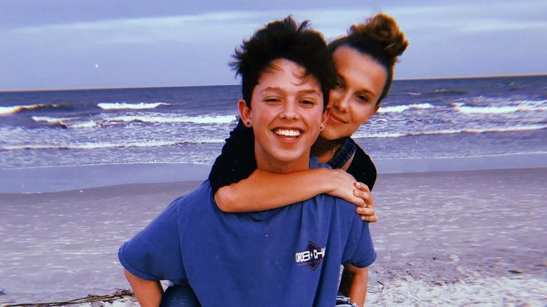 Strange Things About Jacob Sartorius And Millie Bobby Brown's ...
