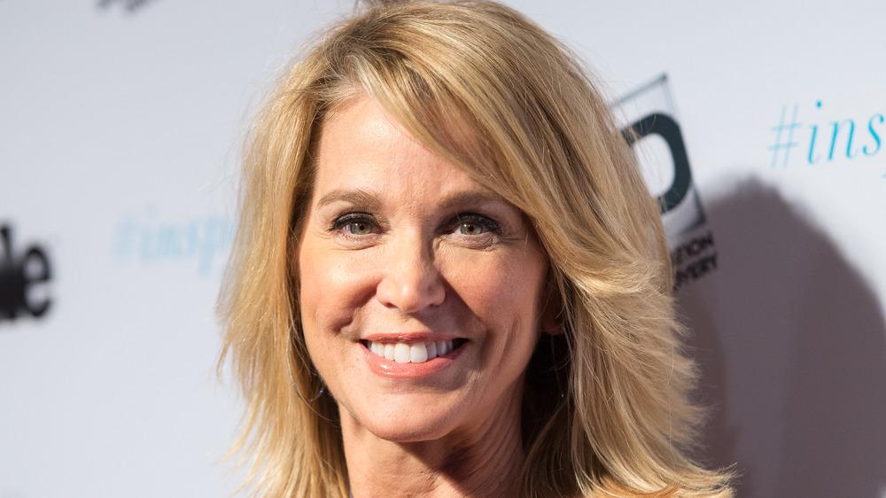 Paula Zahn smiling