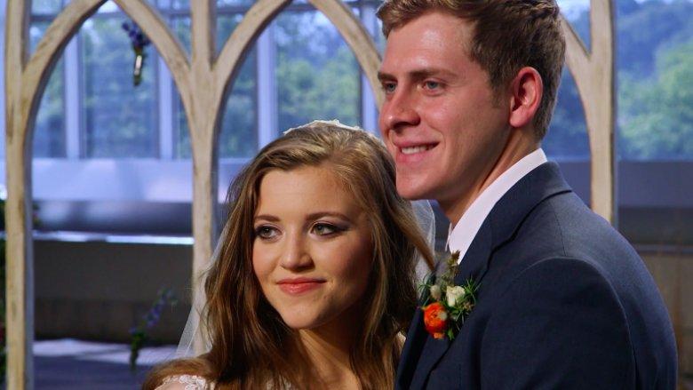 Joy-Anna and Austin Forsyth