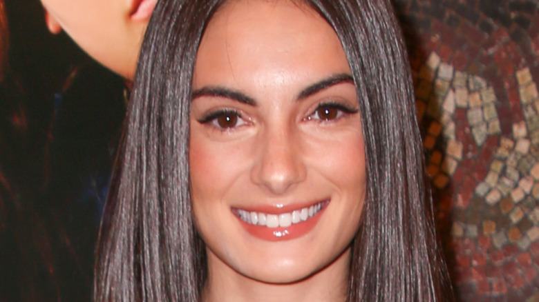 Paige DeSorbo attends movie premiere
