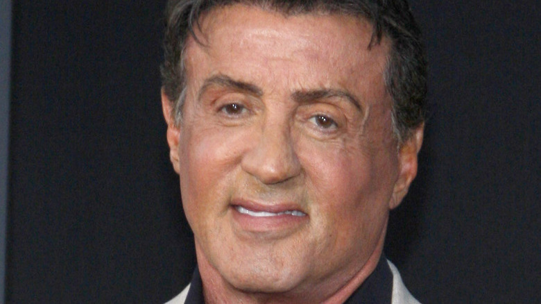 Sylvester Stallone Expendables 3 Premiere